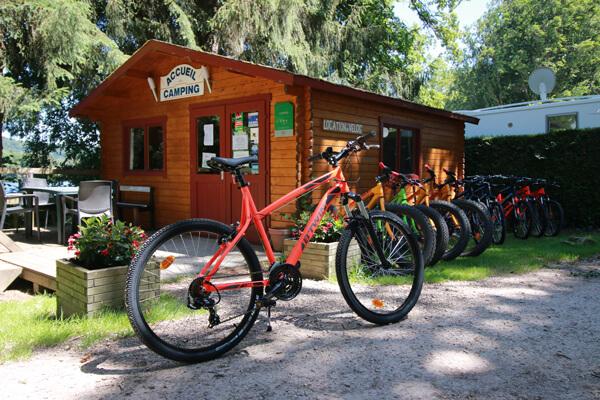 location VTT Lac des Settons