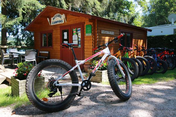 location FatBikes Lac des Settons